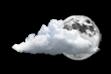 Ícone de condição de tempo: Nublado